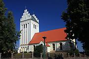 Gołdap, 2008-07-11. Konkatedra pw. NMP Matki Kościoła w Gołdapi