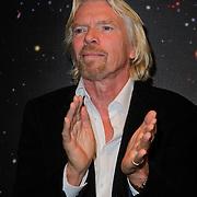 NLD/Den Haag/20111114 - Perslunch Virgin Galactic iav Sir Richard Branson,