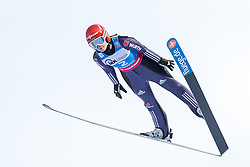 30.01.2016, Normal Hill Indiviual, Oberstdorf, GER, FIS Weltcup Ski Sprung Ladis, Bewerb, im Bild Pauline Hessler (GER) // Pauline Hessler of Germany during his Competition Jump of Four Hills Tournament of FIS Ski Jumping World Cup Ladis at the Normal Hill Indiviual, Oberstdorf, Germany on 2016/01/30. EXPA Pictures © 2016, PhotoCredit: EXPA/ Peter Rinderer