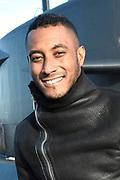 Het 538-programma 'De Frank en Vrijdagshow' van radio dj Frank Dane maakt vrijdag 20 januari hun  radioshow vanuit een varende onderzeeër. Dit is nog niet eerder gedaan op Nederlandse radio.<br /> <br /> Op de foto:  DJ Sunnery James