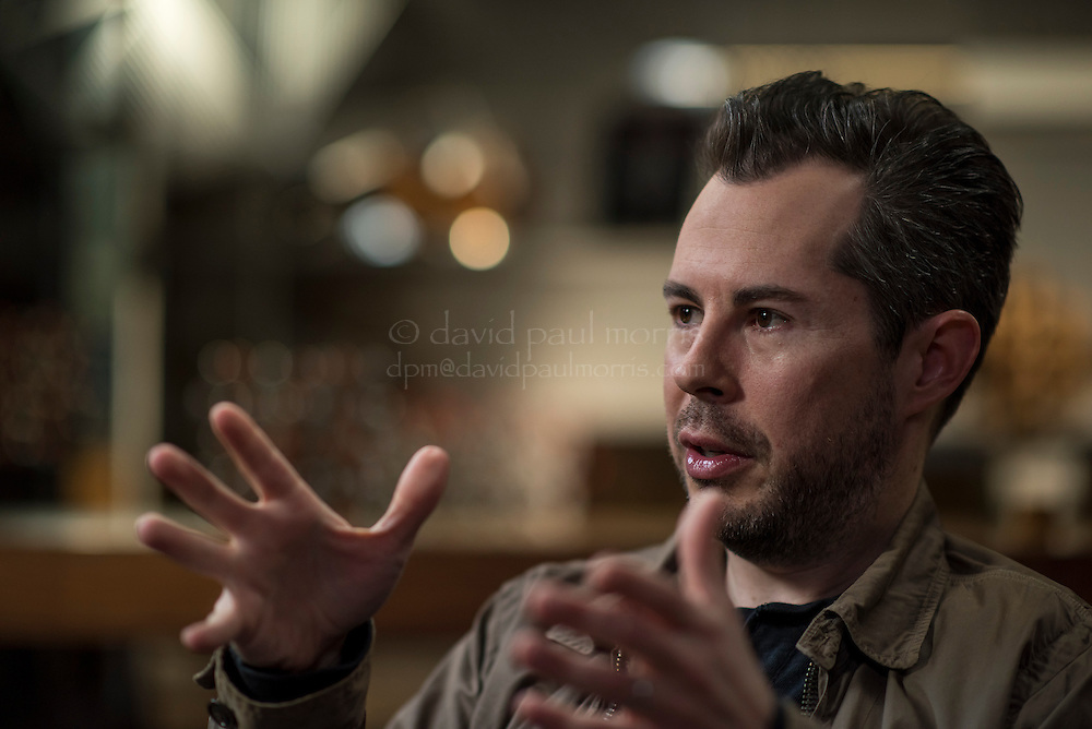 Bill Maris, venture capitalist and chief executive officer of GV, formerly Google Ventures, speaks during a television interview in San Francisco, California, U.S., on Thursday, Feb. 26, 2016. GV, formerly Google Ventures, is the venture capital investment arm of Alphabet Inc. and provides seed, venture, and growth stage funding to technology companies. Photographer: David Paul Morris