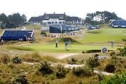 Een dag voor het KLM Open wordt de KLM pro Am gespeeld. Amateurs spelen gezamenlijk met een speler van de European Tour , sponsoren en genodigden op de toernooibaan van Kennemer Golf & Country Club .<br /> <br /> Op de foto: Kennemer Golf & Country Club .<br /> <br />  <br /> <br /> The day before the KLM Open, the KLM pro Am games. Amateurs play together with one player from the European Tour, sponsors and invited guests at the tournament path of Kennemer Golf & Country Club.