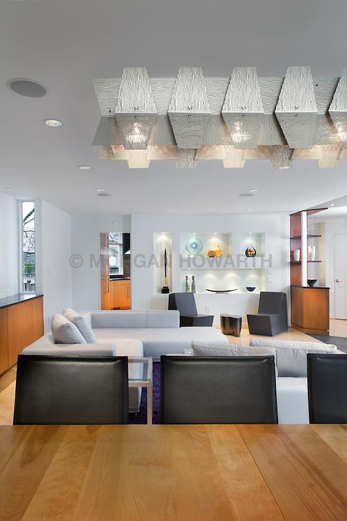 Ben Ames Architect Catherine Hailey interior designer Dining Room