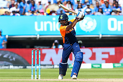 Virat Kohli of India hit a four - Mandatory by-line: Robbie Stephenson/JMP - 30/06/2019 - CRICKET - Edgbaston - Birmingham, England - England v India - ICC Cricket World Cup 2019 - Group Stage
