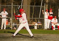 St Paul's varsity Baseball with BB&N.  Karen Bobotas for St Paul's School