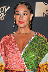 Tracee Ellis Ross at the 2017 MTV Movie And TV Awards held at The Shrine Auditorium on May 7, 2017 in Los Angeles, California.<br /><br />(Photo by Sthanlee Mirador) *** Please Use Credit from Credit Field ***