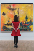 London (The Fireqwork) - Princess Fahrelnissa Zeid: the UK's first retrospective of a pioneering artist best known for her large-scale colourful canvases, fusing European approaches to abstract art with Byzantine, Islamic and Persian influences. The exhibition is at Tate Modern from 13 June – 8 October 2017.