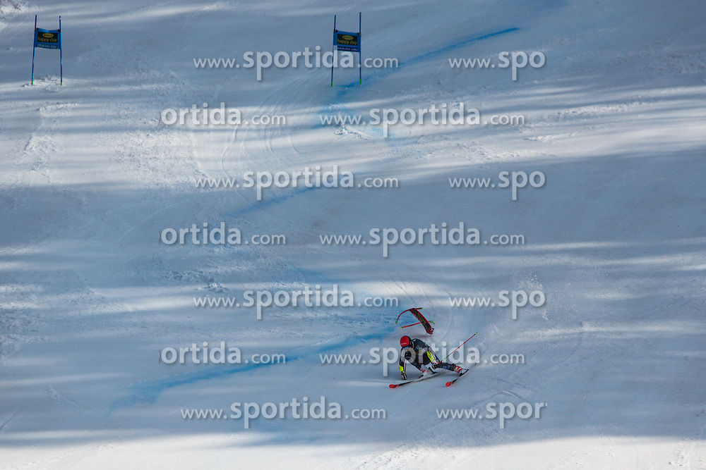 NESTVOLD-HAUGEN Leif Kristian of Norway competes during the Audi FIS Alpine Ski World Cup Men's Giant Slalom 58th Vitranc Cup 2019 on March 9, 2019 in Podkoren, Kranjska Gora, Slovenia. Photo by Peter Podobnik / Sportida
