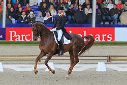 Minderhoud Hans Peter (NED) - Exquis Nadine<br /> CHIO Rotterdam 2010<br /> © Hippo Foto - Leanjo de Koster