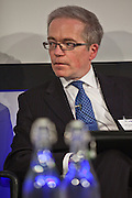 Mark Graham of PWC. Igniting the SPARK in social enterprise, a debate at BT Tower, London.