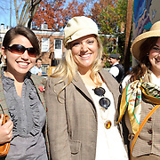 Lauren Airey, Meredith White and Jennfier Paquett