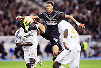 Fotball<br /> Frankrike<br /> Foto: DPPI/Digitalsport<br /> NORWAY ONLY<br /> <br /> FOOTBALL - FRENCH LEAGUE CUP 2008/2009 - FINAL - FC GIRONDINS BORDEAUX v VANNES OC - 25/04/2009 - MAROUANE CHAMAKH (BOR)