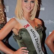 NLD/Nijkerk/20110710 - Miss Nederland verkiezing 2011, Miss Zeeland Lisanne Visser