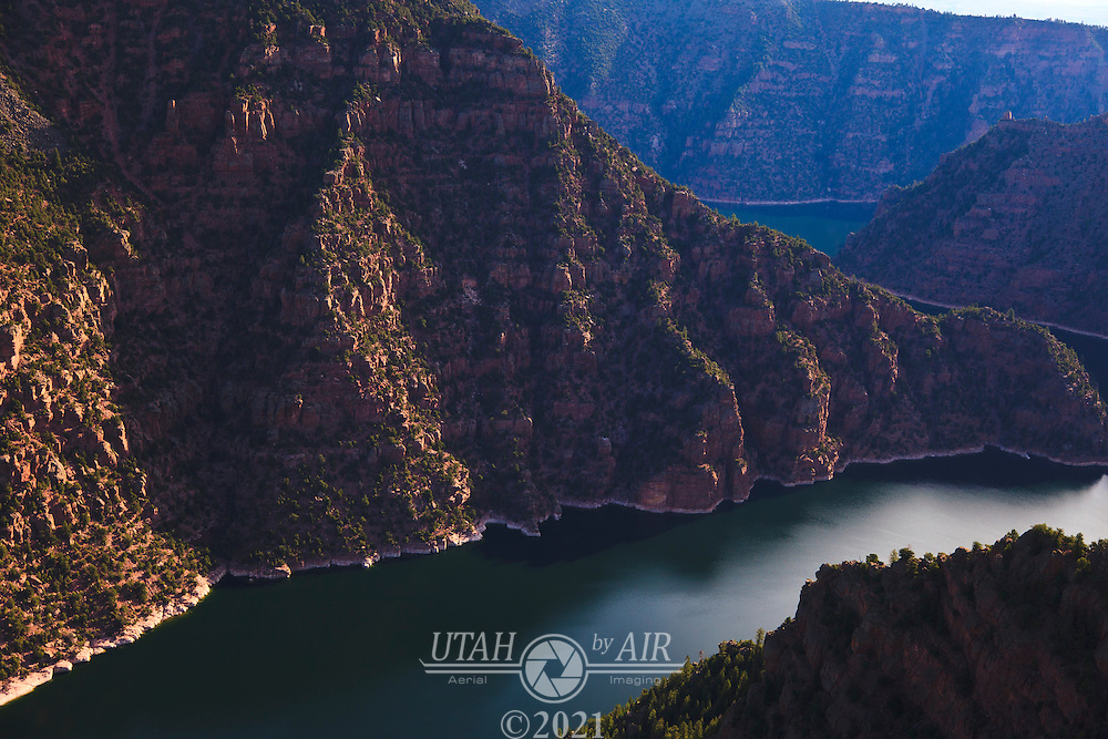 Red Canyon at Flaming Gorge Reservoir