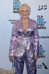 February 23, 2019 - Santa Monica, CA, USA - LOS ANGELES - FEB 23:  Glenn Close at the 2019 Film Independent Spirit Awards on the Beach on February 23, 2019 in Santa Monica, CA (Credit Image: © Kay Blake/ZUMA Wire)