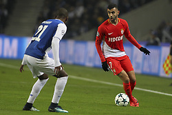 December 6, 2017 - Porto, Porto, Portugal - Rachid Ghezzal midfielder of AS Monaco FC during the UEFA Champions League Group G match between FC Porto and AS Monaco FC at Dragao Stadium on December 6, 2017 in Porto, Portugal. (Credit Image: © Dpi/NurPhoto via ZUMA Press)