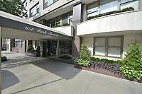 Entrance to 650 Park Avenue