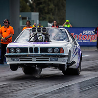 Steve Yozzi (1349) - Supercharged Outlaw BMW 6 Series.