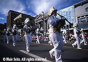 Marching Band, Parade, Hazelton, PA