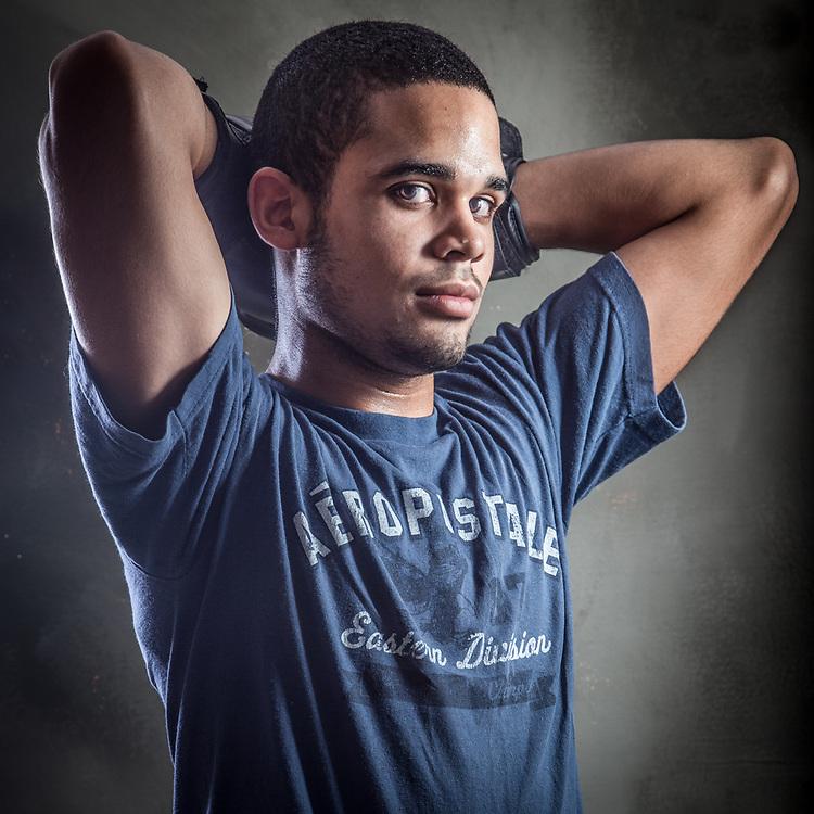 Ebenie Andujar at the Alaska Boxing Academy, Fairview Recreation Center, Anchorage  andujar907@gmail.com