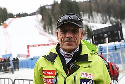 Vlado Makuc during the 1st Run of Men's Giant Slalom - Pokal Vitranc 2013 of FIS Alpine Ski World Cup 2012/2013, on March 9, 2013 in Vitranc, Kranjska Gora, Slovenia.  (Photo By Vid Ponikvar / Sportida.com)