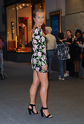 September 6, 2019, New York, New York, United States: September 5, 2019 New York City..Sailor Brinkley-Cook attending The Daily Front Row Fashion Media Awards on September 5, 2019 in New York City  (Credit Image: © Jo Robins/Ace Pictures via ZUMA Press)