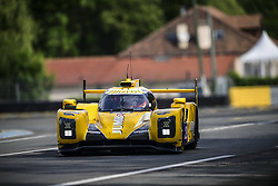 June 4, 2017 - Le Mans, France - 29 RACING TEAM NEDERLAND (NDL) DALLARA P217 GIBSON LMP2 JAN LAMMERS (NLD) FRITS VAN EERD (NLD) RUBENS BARRICHELLO  (Credit Image: © Panoramic via ZUMA Press)