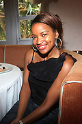 24 June 2010- Miami Beach, Florida- Michelle Bell at the The 2010 American Black Film Festival Founder's Brunch held at Emeril's on June 24, 2010. Photo Credit: Terrence Jennings/Sipa