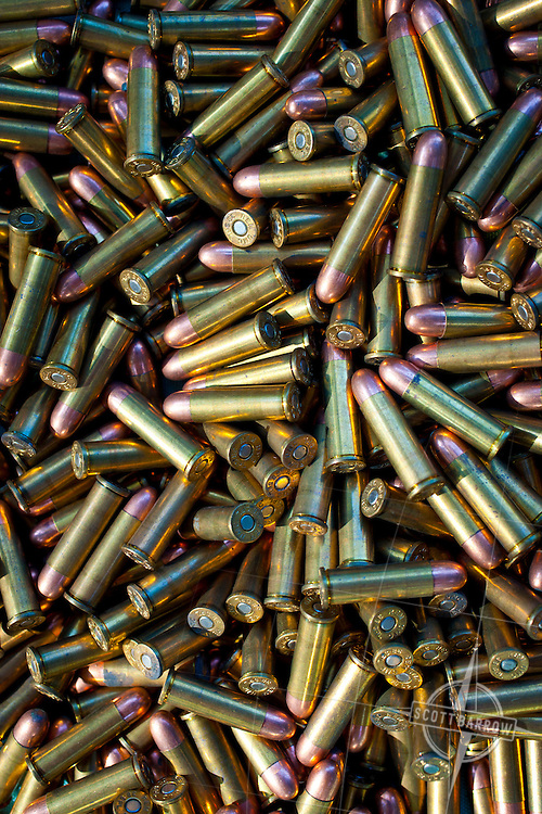 38 (thirty eight) Special bullets