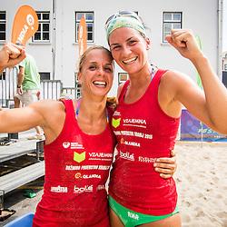 20150725: SLO, Volleyball - Beach Volleyball Slovenian National Championship 2015 in Kranj