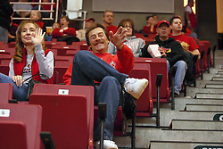 20 February 2010:  The Redbirds of Illinois State bust the Eagles of Morehead State in an ESPN Bracketbuster game 71-62 on Doug Collins Court inside Redbird Arena at Normal Illinois.