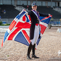 Friday 14 September - Social Media Images -Team GBR - World Equestrian Games 2018 - Tryon, NC