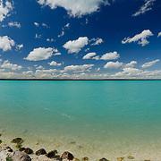 Canada, MB, Grand Rapids. June/26/2011. Little Limestone Lake.