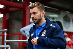 West Bromwich Albion's James Morrison arrives at the Wham Stadium - Mandatory by-line: Matt McNulty/JMP - 22/08/2017 - FOOTBALL - Wham Stadium - Accrington, England - Accrington Stanley v West Bromwich Albion - Carabao Cup - Second Round