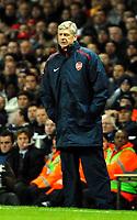 Photo: Ed Godden.<br /> Arsenal v Hamburg. UEFA Champions League, Group G. 21/11/2006. Arsenal Manager Arsene Wenger.