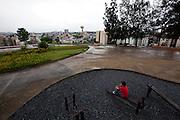 Belo Horizonte_MG, Brasil...Parque Orlando de Carvalho Silveira, tambem conhecido como Morro do Bolo, foi implantado em 1996, por meio do Programa Parque Preservado em Belo Horizonte, Minas Gerais...Orlando de Carvalho Silveira Park, also known as Morro do Bolo, was built in 1996 through the Program Park Preserved in Belo Horizonte, Minas Gerais...Foto: NIDIN SANCHES  / NITRO