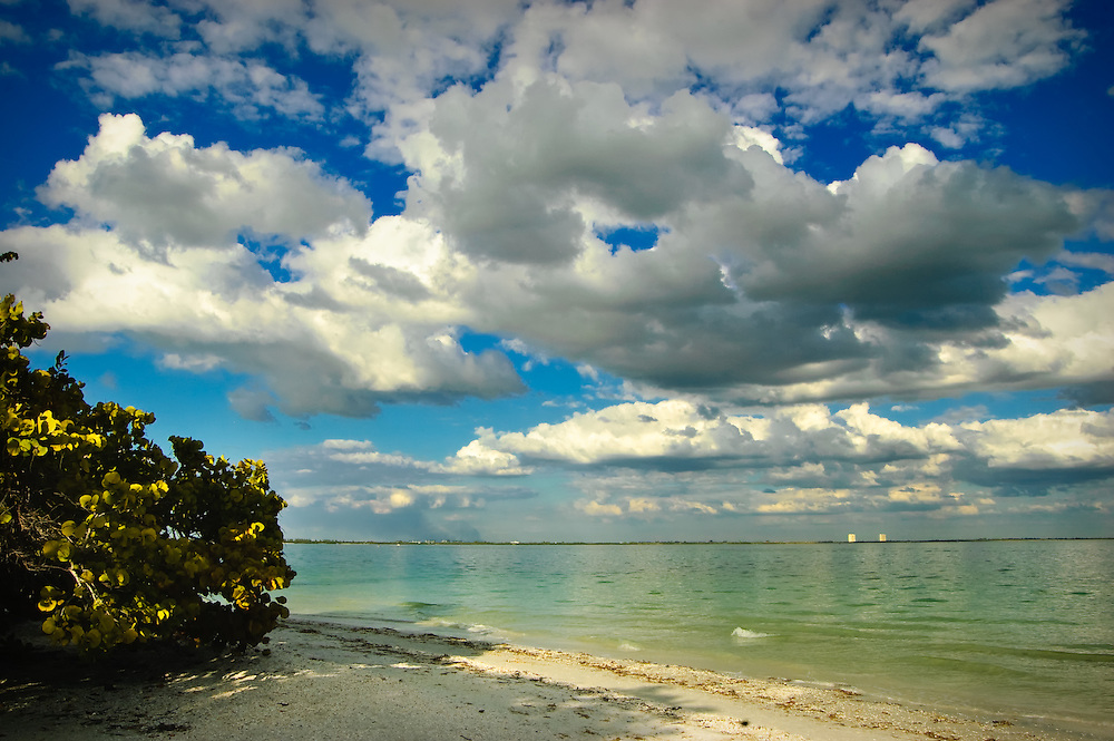 A perfect day on Sanibel Island on Lighthouse Point.