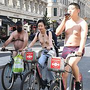 World Naked Bike Ride (WNBR London) 2021