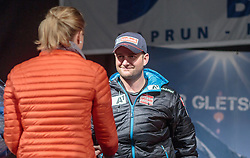 11.10.2015, Intersport Bruendl, Kaprun, AUT, ÖSV Startreff, Intersport Bründl, im Bild Georg Streitberger. EXPA Pictures © 2015, PhotoCredit: EXPA/ JFK