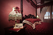 Guest Bedroom featuring Four Post Bed. CBC B&B at Paterson near Maitland, Hunter Valley, Australia