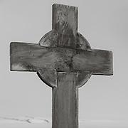 Vince's Cross on Hut Point