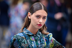 Iris Law arriving for Royal Academy of Arts Summer Exhibition Preview Party 2019 held at Burlington House, London. Picture date: Tuesday June 4, 2019. Photo credit should read: Matt Crossick/Empics. EDITORIAL USE ONLY.