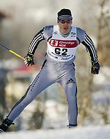 Langrenn, 22. november 2003, Verdenscup Beitostølen,  Ivan Batory