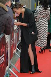 Edinburgh International Film Festival, Wednesday, 19th June 2018<br /> <br /> Opening Night Red Carpet: PUZZLE (International Premiere) <br /> <br /> Pictured: Ana Ularu<br /> <br /> (c) Aimee Todd | Edinburgh Elite media