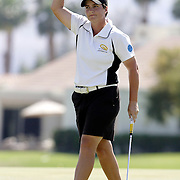 Meaghan Francella at the Kraft Nabisco Championship.