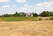 Tranmer House was the home of Edith Pretty formerly called, Sutton Hoo house, Suffolk, England