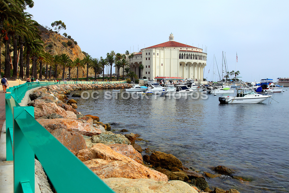 The Casino at Catalina Island