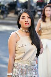 Sirivannavari Nariratana bei der Chanel Modenschau während der Paris Fashion Week / 041016<br /> <br /> ***Chanel fashion show as part of Paris Fashion Week on october 04, 2016 in Paris***