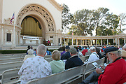 Spreckels Organ, Balboa Park, San Diego, California (SD)