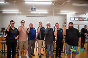 The South Island Masters Darts competition got under way at the Timaru Cosmopolitan Club<br /> 2020 South Island Masters Games, DARTS<br /> Timaru<br /> Photo KEVIN CLARKE ANZIPP CMG SPORT ACTION IMAGES<br /> 14/10/2020<br /> ©cmgsport2020